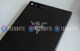 Smartphone da Razer tem suposta imagem divulgada antes do lançamento