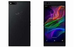 Razer Phone tem 8 GB de RAM e tela com taxa de atualização de 120 Hz
