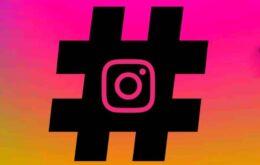 Agora você pode seguir hashtags no Instagram
