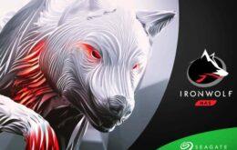 IronWolf Pro: o HD com os melhores recursos para a segurança dos seus arquivos