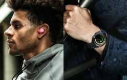 Samsung brings to Brazil new wireless headphones and smart watch
