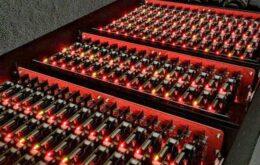 Empresa monta supercomputador usando 750 unidades do Raspberry Pi