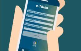 Eleições 2018: como usar o aplicativo e-Título