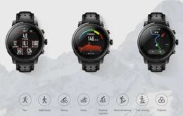 Xiaomi's new smart watch has a battery life of up to five days