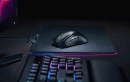 Razer apresenta mouse sem fio sem bateria que usa a energia do mousepad