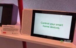 Conheça o smart display, a nova aposta do Google para entrar na sua casa