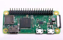 Raspberry Pi ganha novo modelo que custa US$ 18