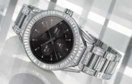 Company launches smart watch with diamonds that costs R $ 650 thousand