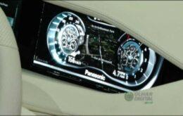 Próxima fase dos veículos autônomos foi antecipada em Las Vegas