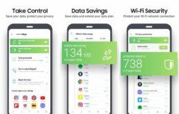 Novo app da Samsung ajuda a economizar plano de dados