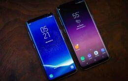 Primeiras imagens mostram como será o Android Pie no Galaxy S9