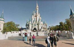Parques da Disney são adicionados ao Google Street View