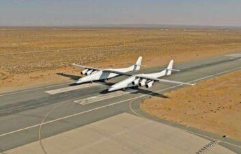 El avión más grande del mundo está a punto de despegar. Sepa para que sirve