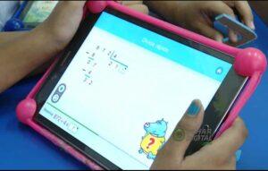 Game vira ferramenta na sala de aula e alunos dão show em matemática