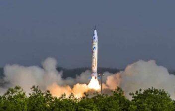 Startup lanza el primer cohete de la industria privada de China