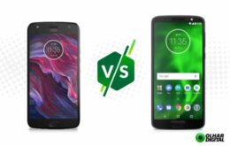 Moto X4 ou Moto G6: qual o melhor intermediário da Motorola?