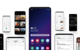 One UI: nova interface da Samsung deve chegar aos Galaxy S8, S8 Plus e Note 8