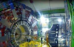 Brasileiro é homenageado por seu trabalho no LHC