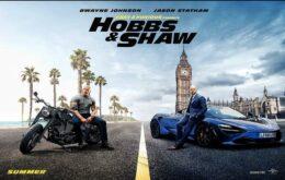 Velozes & Furiosos: Hobbs & Shaw ganha segundo – e anabolizado – trailer. Confira!