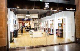 Raspberry Pi abre primeira loja física da marca