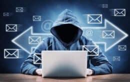 E-mails com URL malicioso representam quase 90% das mensagens com malware