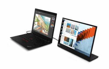 Finalmente uma empresa lança um monitor auxiliar portátil decente para notebooks