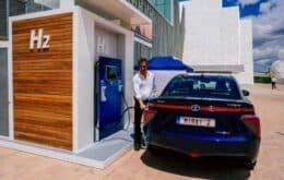 Carros movidos a hidrogênio têm importante missão ambiental