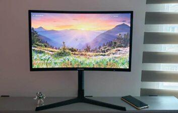 Review do monitor Samsung C24FG73: direcionado para gamers exigentes