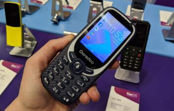 Vendas de feature phones têm aumento de 34% no segundo trimestre