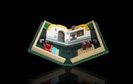 Lego muestra su propio modelo plegable