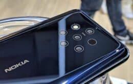 Hands-on do Nokia 9 PureView: provavelmente a melhor câmera de 2019