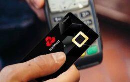 Cartão de débito com sensor biométrico chega ao Reino Unido