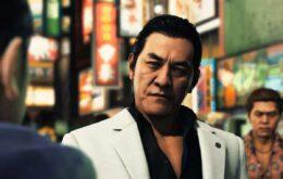 Sega interrompe vendas de 'Judgment' após ator ser pego com cocaína