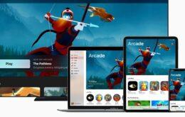 Vaza preço de assinatura mensal do Apple Arcade: 5 dólares
