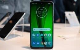 Motorola começa a atualizar Moto G7 e G7 Power para o Android 10