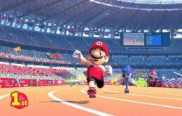 SEGA anuncia Mario & Sonic nos Jogos Olímpicos de Tóquio 2020