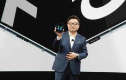Samsung registra queda de 60% nos lucros nesse primeiro trimestre