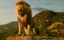 Disney libera novo trailer da versão 'live action' de Rei Leão. Assista!