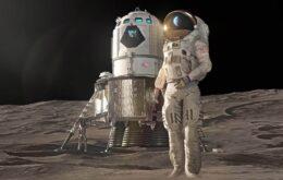 Projeto da Lockheed Martin quer levar humanos à Lua em 2024