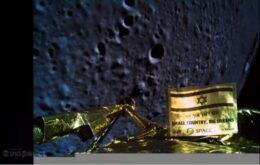 Israel já prepara uma nova sonda para tentar pouso lunar