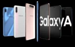 Samsung prepara celular barato com câmera tripla