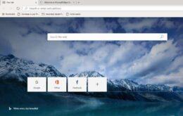 Google Docs mostrou incompatibilidade na nova versão do Microsoft Edge baseada no Chromium