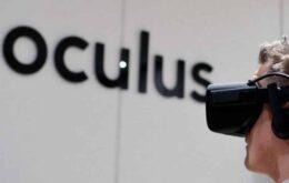 Oculus vai exigir conta do Facebook para uso do dispositivo