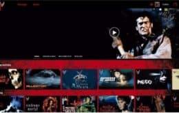 Darkflix exibe mais de 40 filmes de terror nacionais