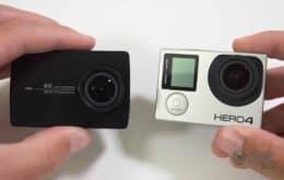 Veja como escolher a câmera de ação ideal para você