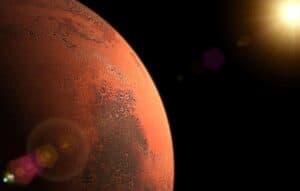 Tremores em Marte podem ser sinal de água subterrânea