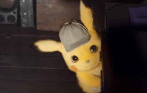 Golpe de marketing para divulgação do filme do Pikachu
