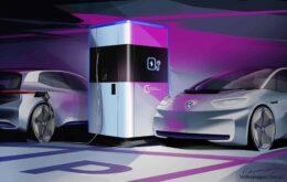 Volkswagen vai reutilizar baterias 'mortas' de carros elétricos