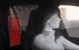 Câmeras para monitorar o comportamento dos motoristas