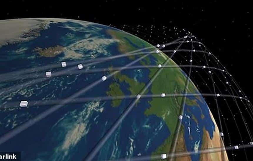 Starlink: os primeiros satélites já estão em órbita - Olhar Digital